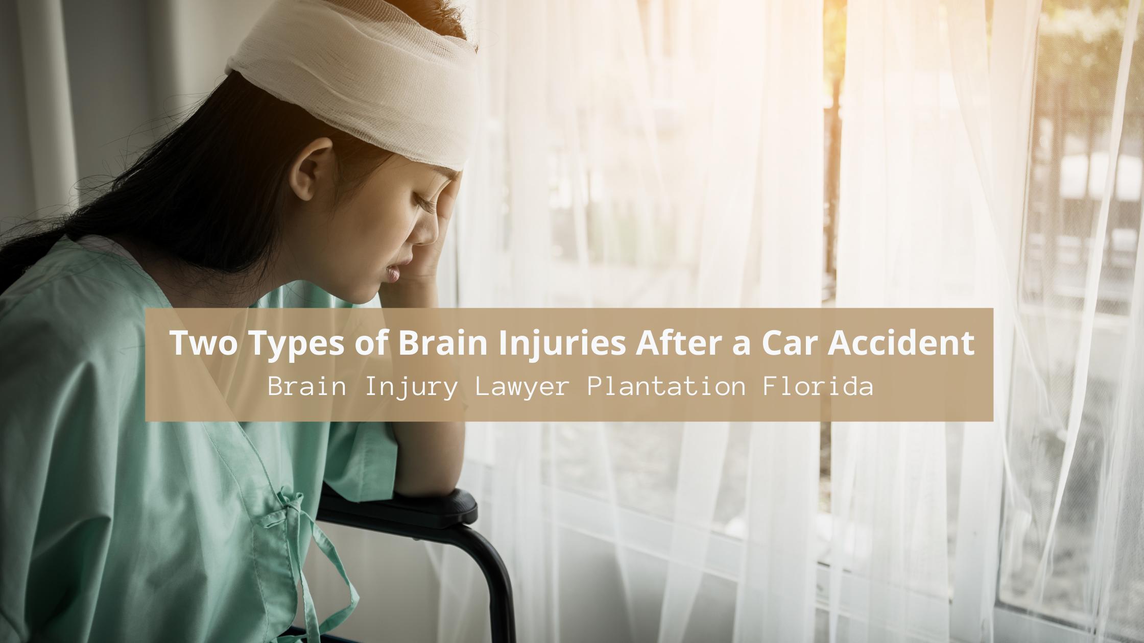 Brain Injury Lawyer Plantation Florida