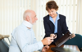 Why you should only let your lawyer speak to the Insurance Adjuster